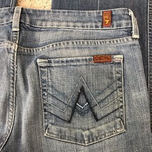 7 For All Mankind Jeans - 7 For All ManKind A Pocket Jeans Size 32